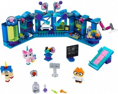 Конструктор Lego Unikitty 41454 Лего Юникитти Лаборатория доктора Фокса