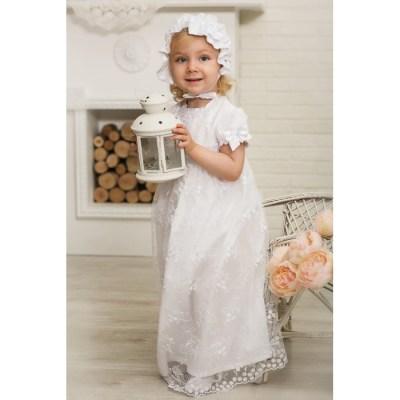 Alivia Kids Крестильный набор для девочки Нежность 15.254.10