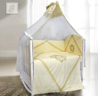 Комплект в кроватку Bombus Виконт (7 предметов)
