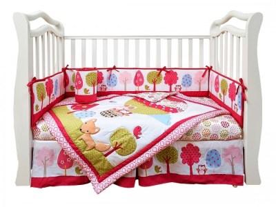 Комплект в кроватку Giovanni Shapito Jolly Balloon (7 предметов)