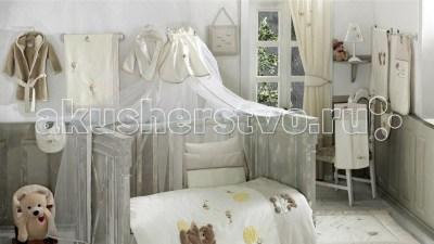 Балдахин для кроватки Kidboo Honey Bear Linen