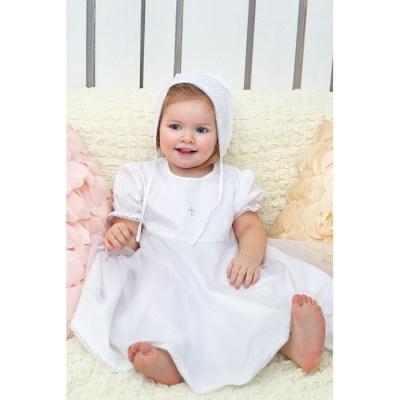 Makkaroni Kids Крестильный набор Ангелина для девочки