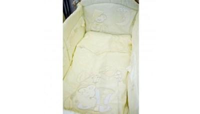 Комплект в кроватку Селена (Сдобина) Сладких снов (7 предметов)