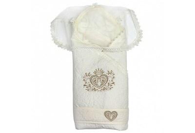Топотушки Конверт-одеяло на выписку Александра (весна)