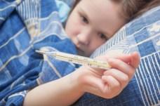 Высокая температура у ребенка - Что делать 1