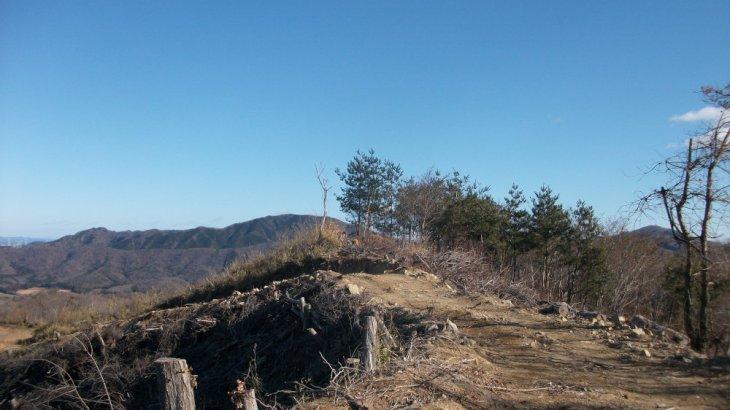 富谷山<361m> (JA/IB-017) 茨城県桜川市