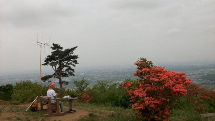 宝篋山 <461m> (JA/IB-022) 茨城県つくば市