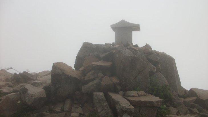 磐梯山 <1816m> (JA/FS-009) 福島県耶麻郡猪苗代町