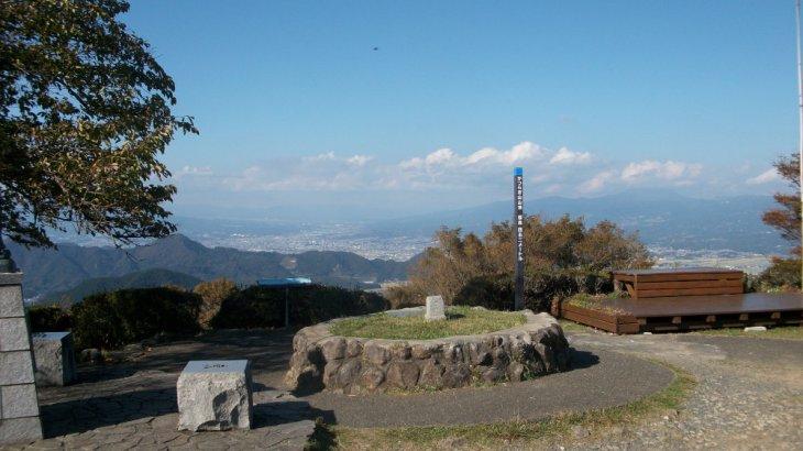 葛城山 <452m> (JA/SO-108) 静岡県伊豆の国市