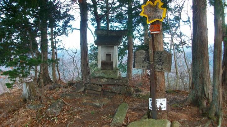 鶏岳 <668m> (JA/TG-062) 栃木県塩谷郡塩谷町