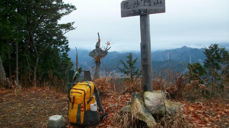 毘沙門山 <587m> (JA/TG-105) 栃木県日光市