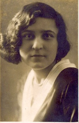 Неизвестное фото. 1930 год.