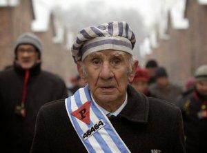Бывший узник Освенцима