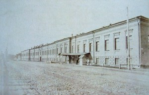 Фасад ИФЗ