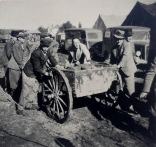 Польские евреи на принудительных работах