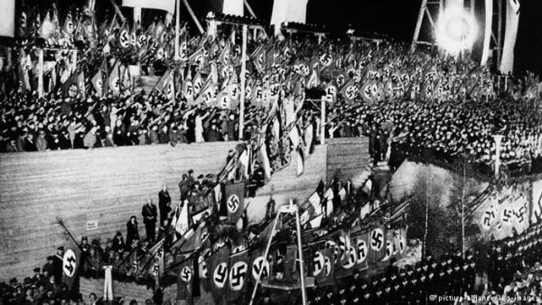 1 мая 1933 год. Берлин