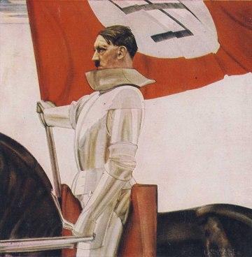 EB hubert lanzinger bayrak taşıyıcı 1933