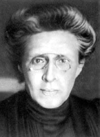 Старая большевичка Елена Дмитриевна Стасова