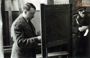 Федеральные выборы в Германии. Март 1933 года