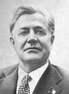 """Поэт Алексей Сурков - в 1953 году главный редактор журнала """"Огонек"""""""