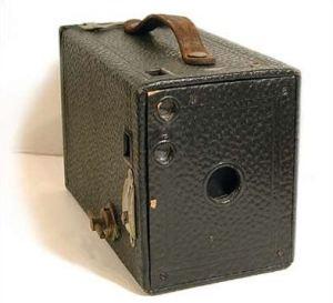Kodak Brownie образца 1900 года