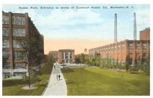 Kodak Park, Rochester, New York. Постер