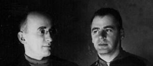 Друзья с молодости - Л. Берия и В. Меркулов