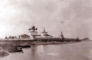 Николо-Корельский монастырь