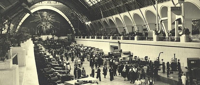 Павильон Машиностроение, 1967