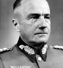 Фельдмаршал Вальтер фон Браухич