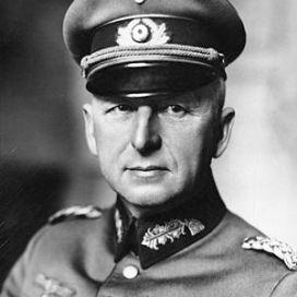 Фельдмаршал Эрих фон Манштейн