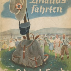 Рекламный плакат союза «Kraft durch Freude»
