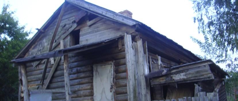 Посёлок Новописцово постепенно пустеет