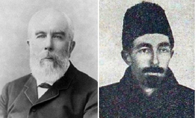 Степан Абрикосов и Петр Бабаев
