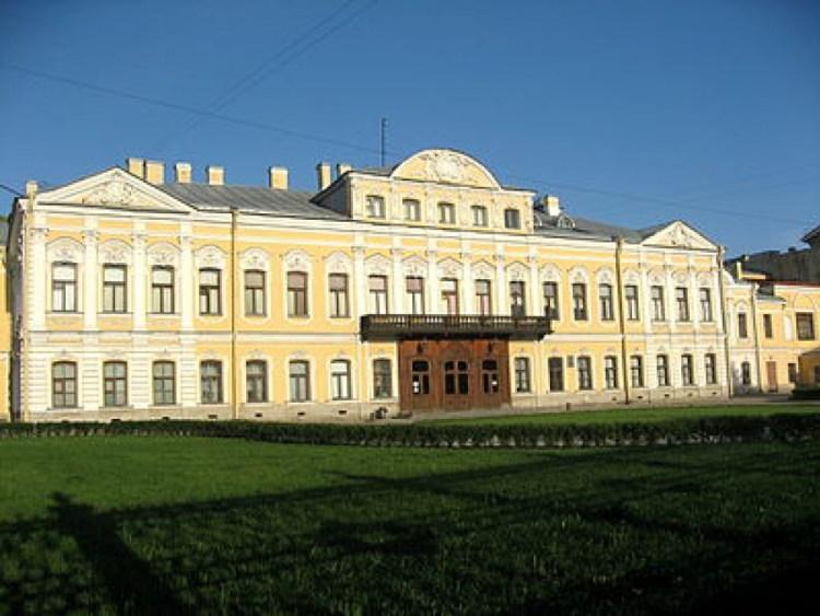 Шереметьевский дворец. Наши дни