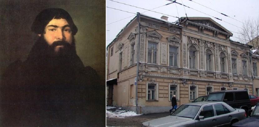 Купец Иван Хлудов и Дом Хлудовых на Землеяном валу в наши дни