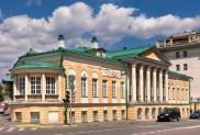 Городская усадьба М.И.Муравьева-Апостола, ныне Музей декабристов