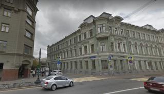 Варсонофьевский переулок в Москве