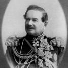 Князь Владимир Андреевич Долгоруков - генерал от кавалерии, московский генерал-губернатор.