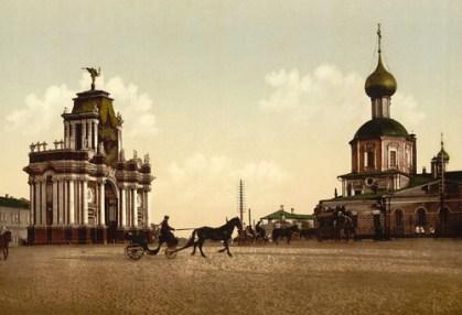 014-Красные ворота 1896