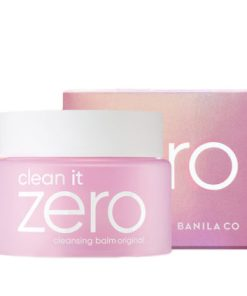 Beaume nettoyant clean it zero