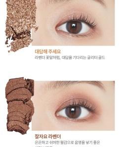 Palette yeux Lavender 5