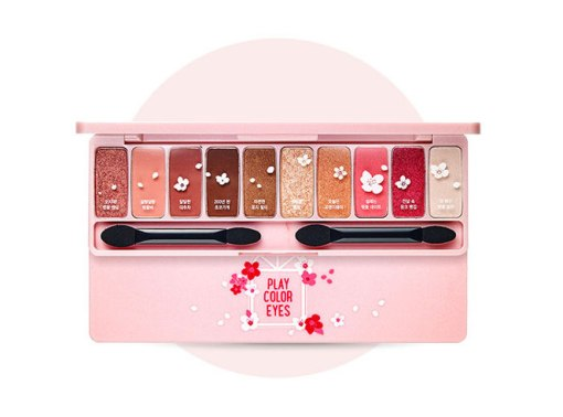 palette blossom yeux etude house