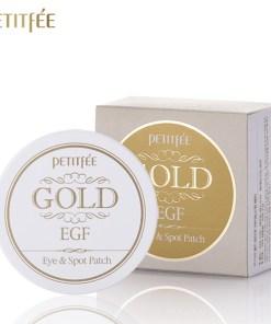 Patchs pour les yeux et les taches Gold&EGF : PETITFEE 1