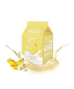 Masque Milk One Pack Banane tissu