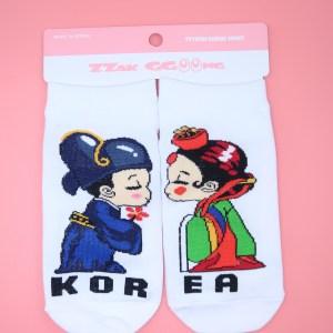 socquettes korean wedding