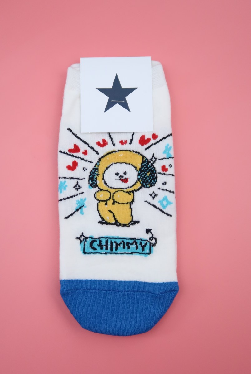 socquettes chimmy