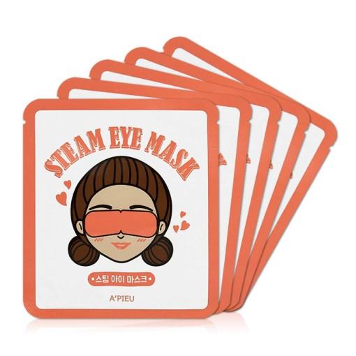 Masque Auto-Chauffant pour les yeux A'PIEU