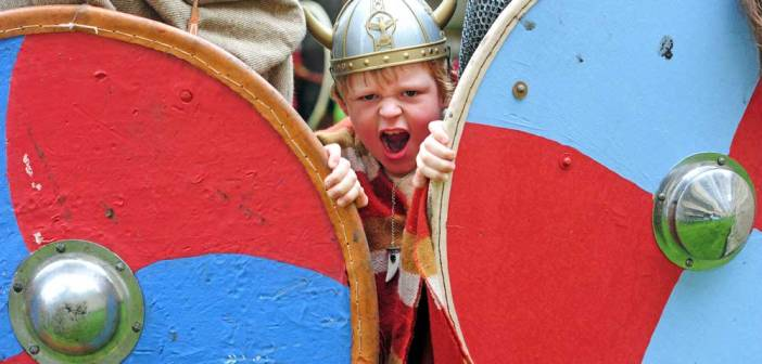 JORVIK Viking Festival 2017: The Best Bits for Kids