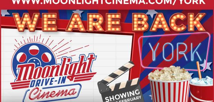 Competition! Win a family ticket to the drive-in cinema!